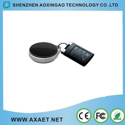 Hot promotion Bluetooth tag Ble 4.0 low energy elderly/child personal alarm wireless smart bluetooth anti-loss device