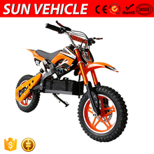 CE Certification Adjustable Inverted Shock Absorber Mini Electric Dirt Bike