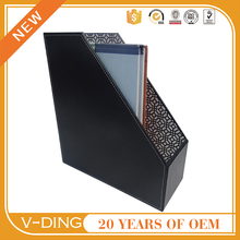 vding from china supplier new best sell products suitable for Desktop office supplies leather file holder