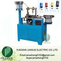 YUEQING UNIQUE ELECTRIC Cable Terminal Manufacturing Machine
