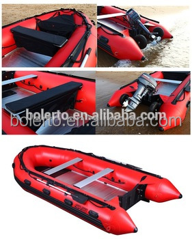 New Design High Speed Inflatable ce best selling 2 person speed boat