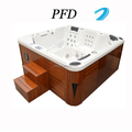 2015 Latest Style With Outstanding Quality Luxury Hot Tub Outdoor Spa