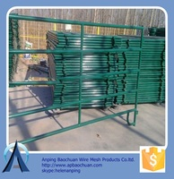 Greenland sheep cattle panels / Guade loupe Galvanized cattle panels /Metal Fence cattle panels /
