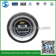 standing automatic tire inflator machine for tire