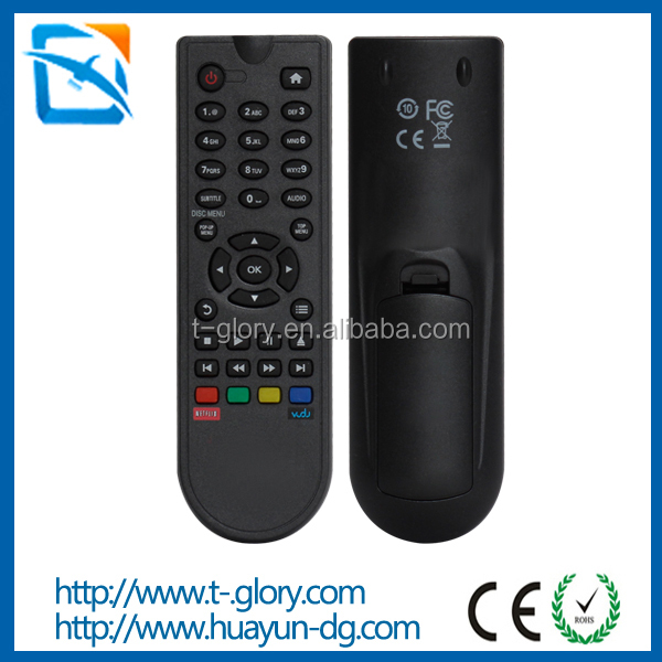 Custom super universal universal remote control for BPL TV