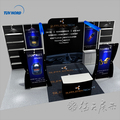 Portable booth display stand exhibition booth design trade show stand
