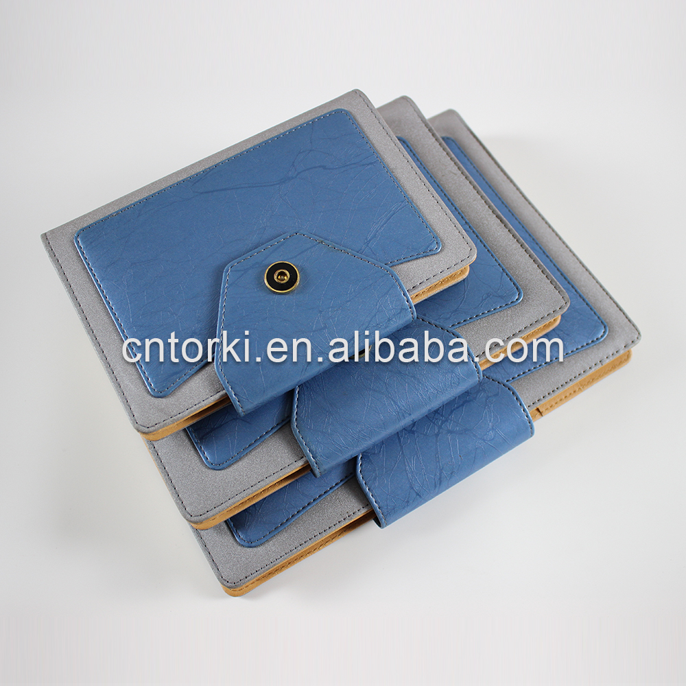 Top quality customize A4 / A5 / A6 eco friendly notebook