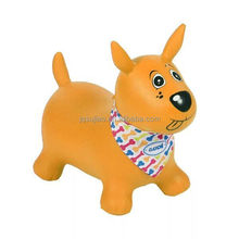 Innovative Product Cheap Bouncy Hopper Inflatable Toy Bouncing and Jumping Animal for Children