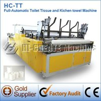 Best Selling Kitchen Paper Towel Making Machine