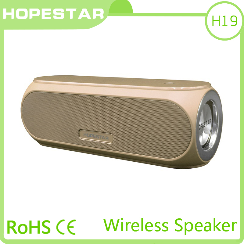 HOPESTAR H19 gold color touchpad harga wireless mini speaker <strong>bluetooth</strong>