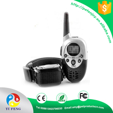 Rechargeable Remote Training Dog Collar with Beep, Vibration and Electric Shock