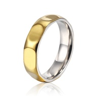 Gold Plated Stainless Steel Ring For Man Stainless Steel Jewelry Type Masonic Ring