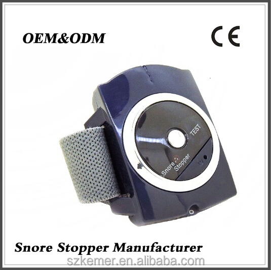 CE ROHS snore stopper test device modern bio life snoring defense nose stopper