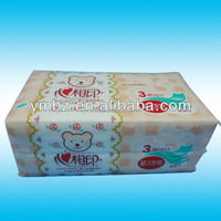 Cheap toilet plasticized paper bag printing