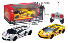 ABS 1:18 4ch unique design emulation rc car toy with light BT-003500