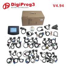 Auto Mileage Programmer digiprog 3 v4.94 car with full set Odometer programmer