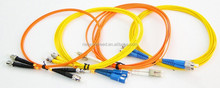 SC to FC/LC/ST Fiber Optic Patch Cable