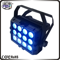 12 15w Wireless Battery Led Stage