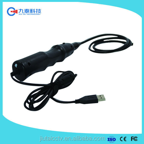 High performance disposable endoscope