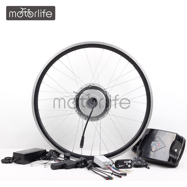 "MOTORLIFE 26"" 36V350W Kits electric tricycle conversion kit"
