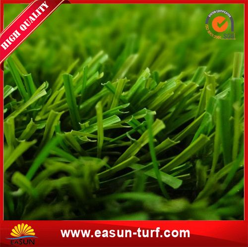 safety landscaping artificial grass wall fibrillated yarn tennis artificial turf