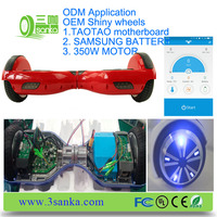 OEM ODM VETERAN FACTORY! with application taotao high quality 6.5 inch smart wheel balance