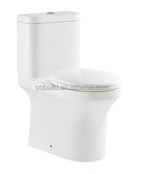 CB-9522 UPC one piece single flush American toilet for US market