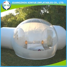 Lawn tent for family camping transparent tent for sale