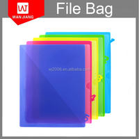 2016 new style colors plastic a4 folder tab dividers
