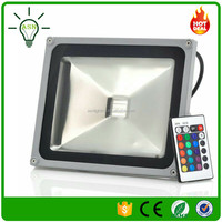 outdoor+lighting 30w christmas color changing outdoor led flood light