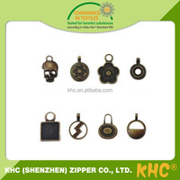 Factory Price Zipper Puller For Leather Bag