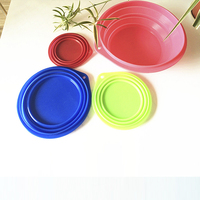 ECO standard promotional dog feeder bowl pet salad bowl