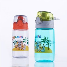 Eco-Friendly ZheJiang Sports Kids Plastic Drinking Water Bottle