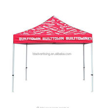 Customized Printing Promotional Display Advertising Gazebo Tent(3x3m)