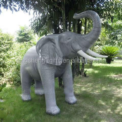 国外pvc管雕塑作品