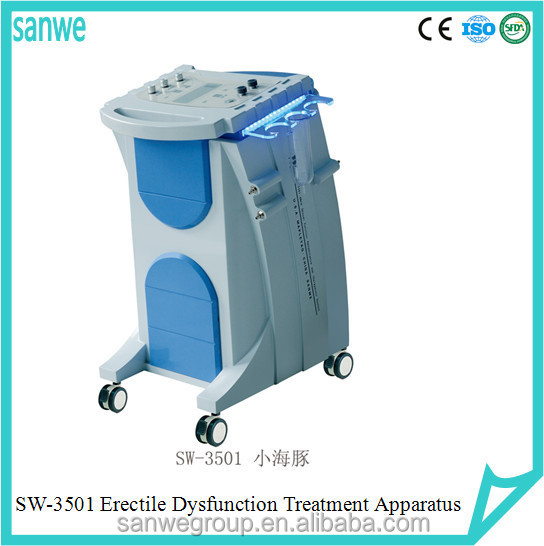 SW-3501 Male Sexual Dysfunction Therapy Instrument / ED Treatment Machine /Andrology Male Sexual Dysfunction Machine