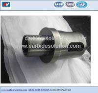 Tungsten carbide flow regulating valve for oil and gas industry