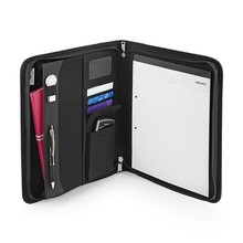 Hi quality Business Organiser A4 Zipper Portfolio