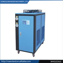 industrial water glycol chiller york