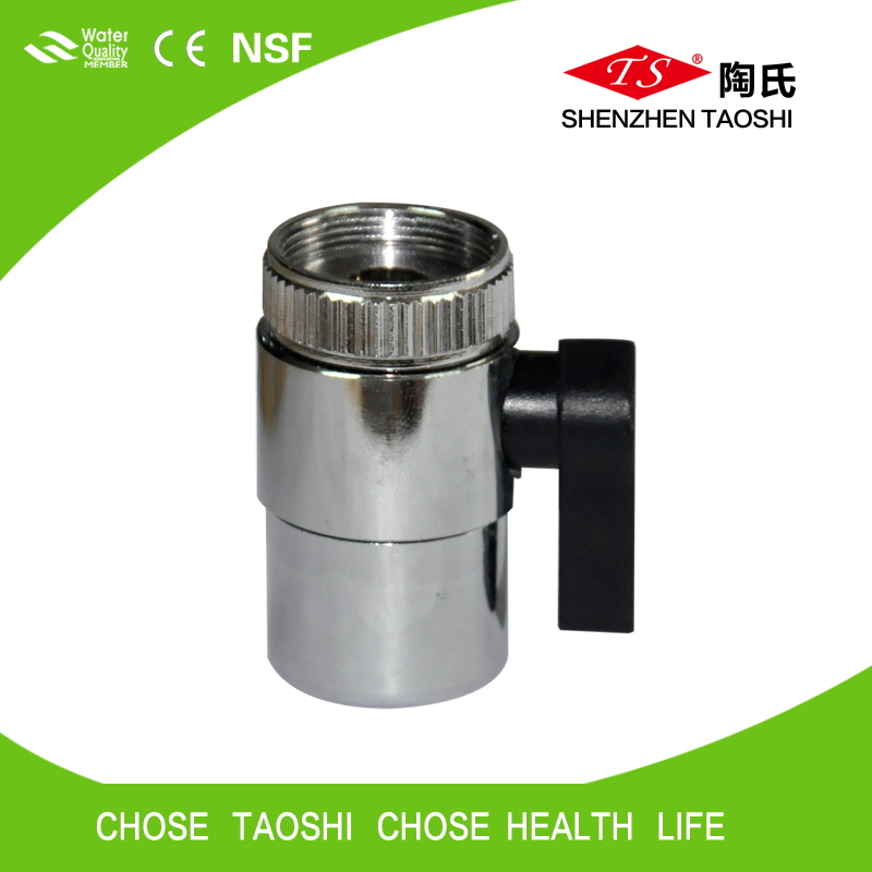 High Quality Factory Directly Provide 1/4'' Faucet Diverter Ball Valve