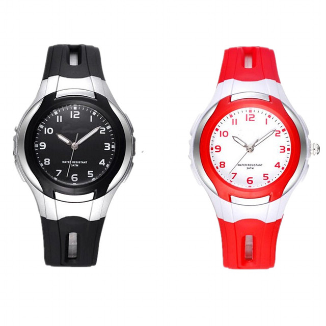 promotional gift watch for teenager cool sport wristwatch factory price kids watch good quality