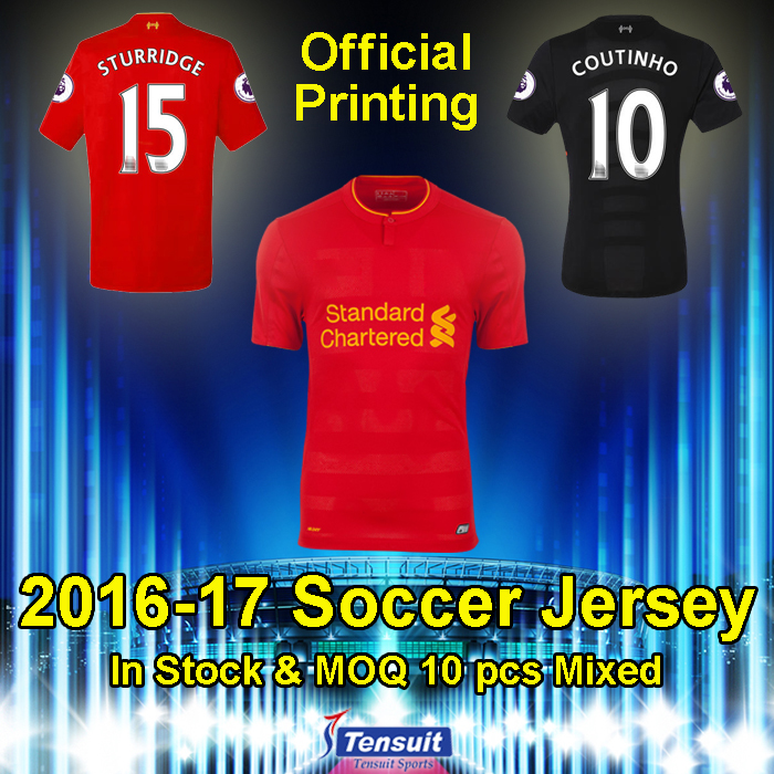 Wholesale cheap custom printing tensuit china original thai jersey soccer