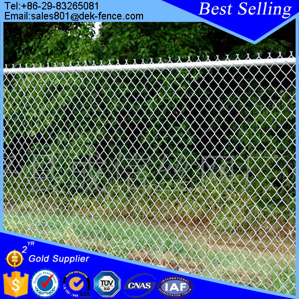 High quality used chain link fence panels for sale