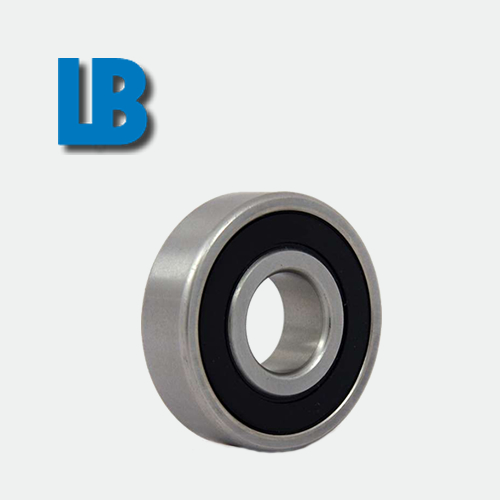 High Performance Precision Metric Shielded Miniature Bearing Ib Mr105