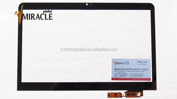 "Original NEW 14"" Touch Screen For Sony VAIO SVF14 Digitizer Glass Replacement PN 14E70_5418 V1.0"