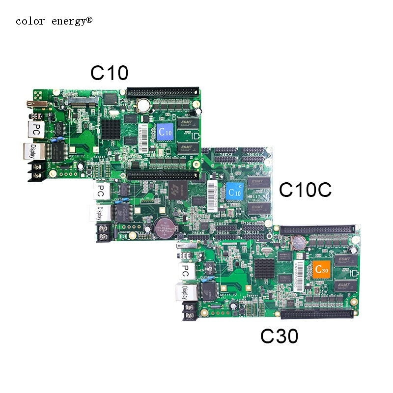 High Quality HD-<strong>C10</strong> <strong>LED</strong> Display Screen Control Card Asynchronous HIGH Gray Scale <strong>LED</strong> Display