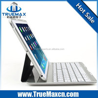 Wholesale Price Aluminum Case for iPad Air with Keyboard