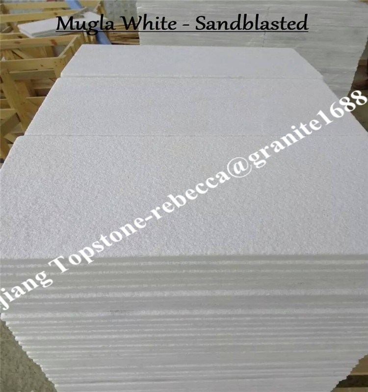 Wholesale Chinese pure white marble