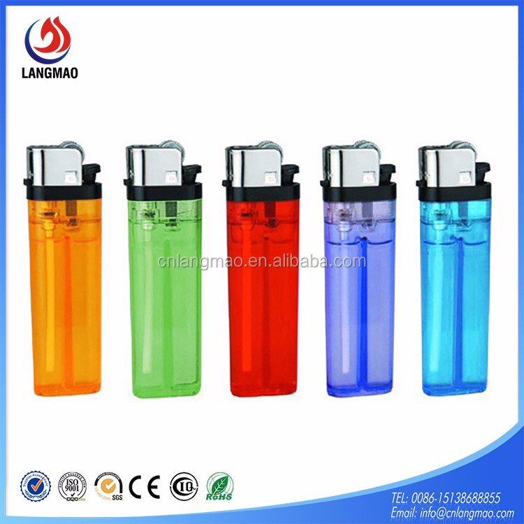High quality plastic disposable lighter-cricket shape stone flint lighter disposable