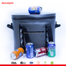 20L 840D TPU Outdside 420D TPU Inner Double Wall Insulated Soft Cooler Bag Outdoor